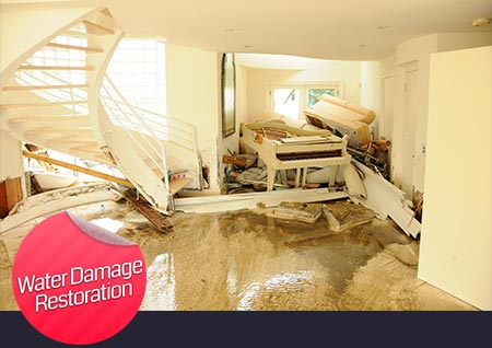 Baytown Professional Water Damage Restoration by Houston Carpet Cleaners